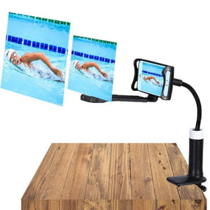 "3D Mobile Phone Projectio Magnifier 12"" Screen with Stand Holder"