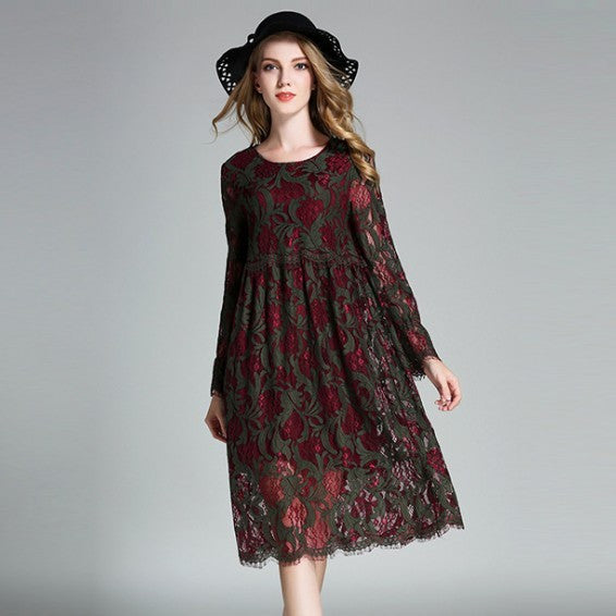 Women's Lace Dress