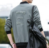 Mens Light Weight Bomber Jacket