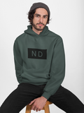 Mens Casual Hooded Sweatshirt