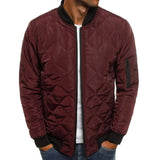 Mens Baseball Bomber Jacket