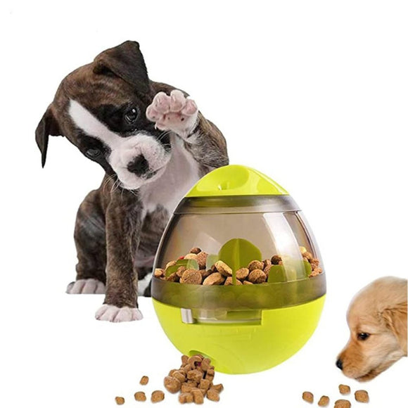 Cats and Dogs Food Dispenser Toy Tumbler