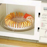 Microwave Friendly Potato Chips Maker Set (2 Sets )