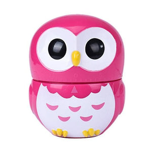 Cartoon Style Owl Cooking Timer