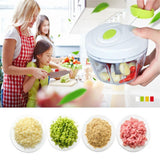 Multifunction High Speed Vegetable and Meat Grinder