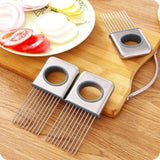Durable Stainless Steel Onion and Vegetable Holder
