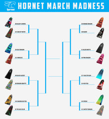2018 March Madness Dragon Boat Paddle Design Tournament