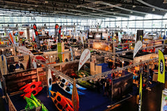 Hornet Watersports @ 2016 Paddle Expo in Nuremberg, Germany