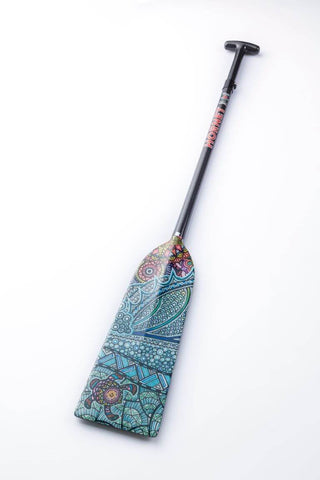 Crush- Hornet STING G24 Dragon Boat Paddle IDBF Approved Available in Fixed  or Adjustable Length with Design on Both Sides