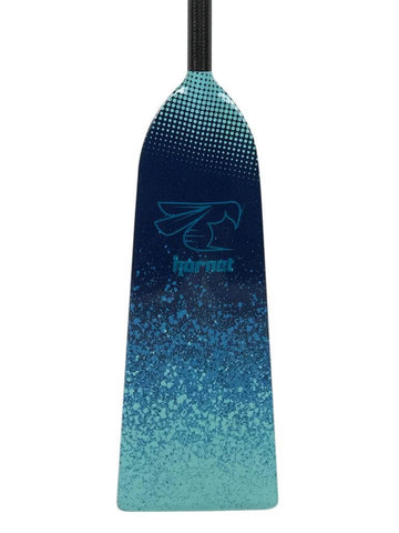 K11 BLUE SPLASH DESIGN Hornet RAGE Dragon Boat Paddle