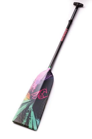 Splash Color Dragon Hornet STING G7 Dragon Boat Paddle IDBF Approved Available in Fixed  or Adjustable Length with Design on Both Sides