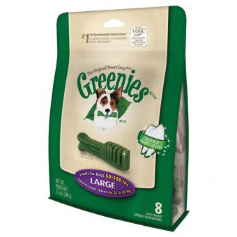 GREENIES: Original Large 340g