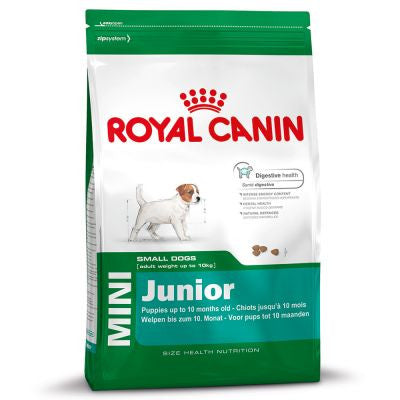 Royal Canin Mini Junior Small Breed Dry Food 2kg