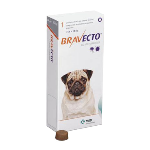 Bravecto Chewable Tablet for Small Dogs
