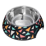 FuzzYard Rad Easy Feeder Dog Bowl