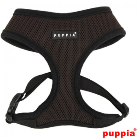 Puppia Soft Harness - Brown