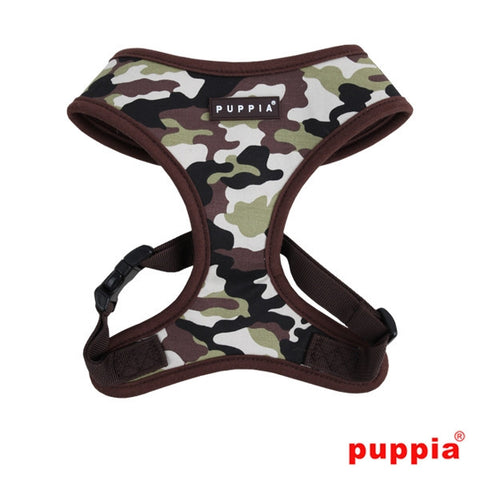 Puppia Legend Harness - Camo
