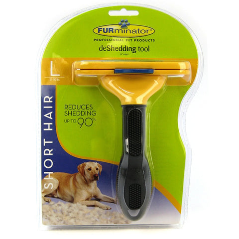 Furminator Short Hair Deshedding Tool for Large Dogs