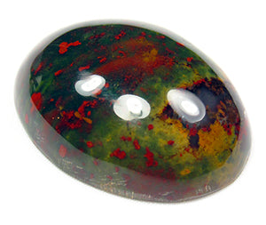 Unime Bloodstone gemstone