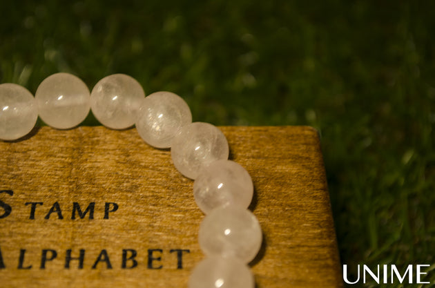 Loving Rose Quartz bracelet