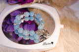 Sweety Blue Quartz bracelet