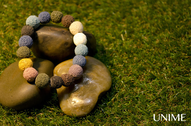 Sandy Bracelet - Unime Crystal Jewellery Shop - Semi-precious gemstone bracelets and necklaces - offer lucky charms