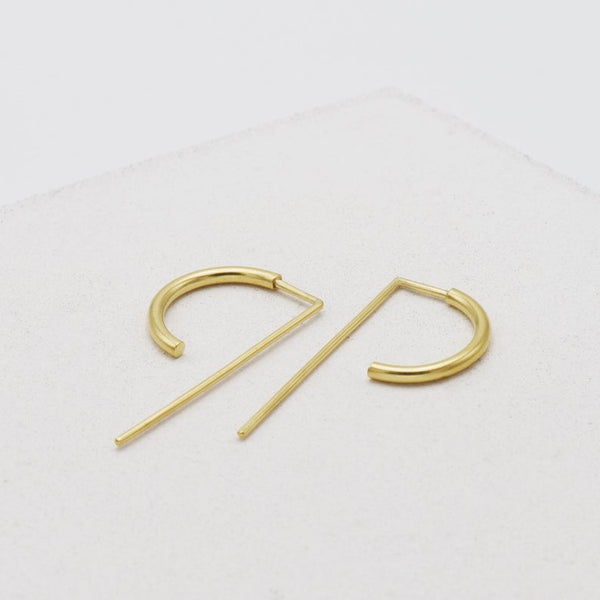 Unique arch earrings N°9