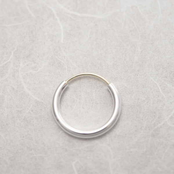Perfect simple engagement ring for the minimalist bride-to-be by AgJc