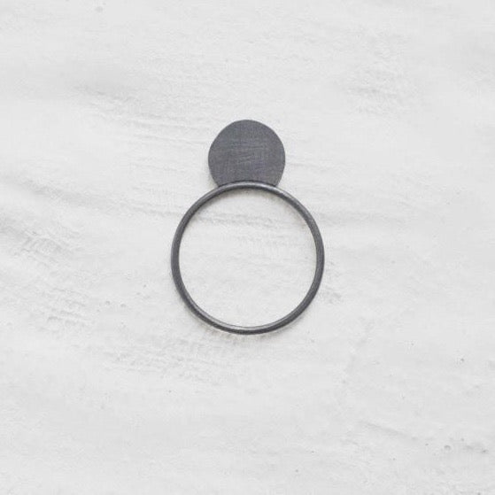Dot ring N°32 AgJc Oxidized - 1