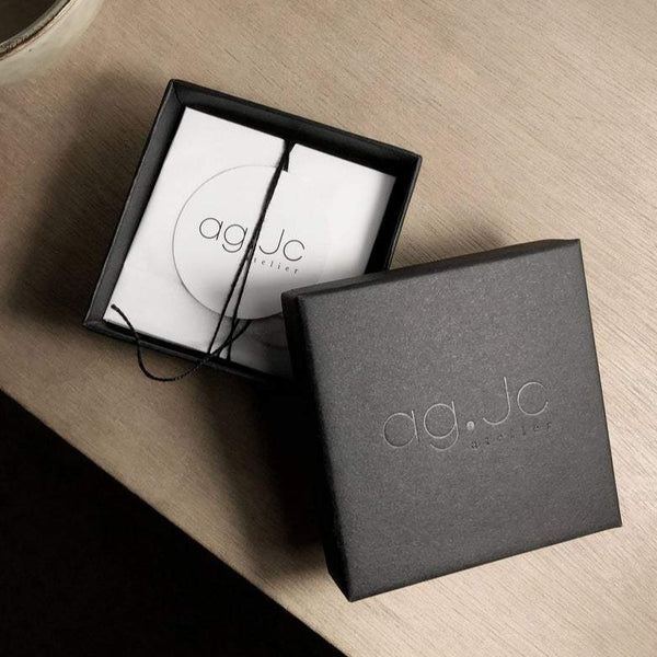 Gift for her, a piece of jewelry handmade in Paris by AgJc