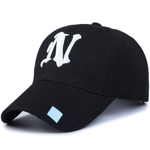 5742012514c Letter N Polo Outdoor Sport Casual Baseball Cap