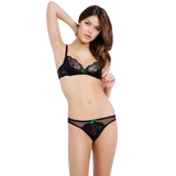 Felicitia Lingerie BlackGreen