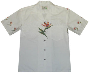 Hawaiian Shirt Bird of Paradise Hawaiian Shirt