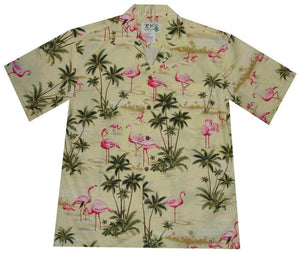 Hawaiian Shirt Flamingo Fever Hawaiian Shirt