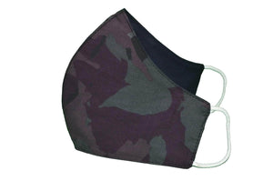 Mask Red Camo Cloth Face Mask