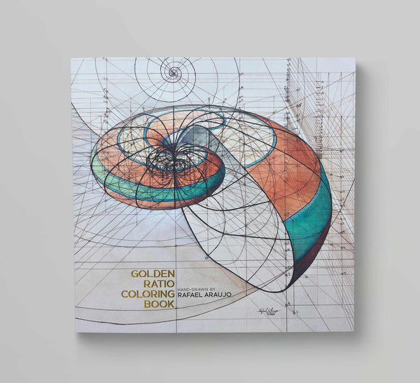 Golden Ratio Coloring Book
