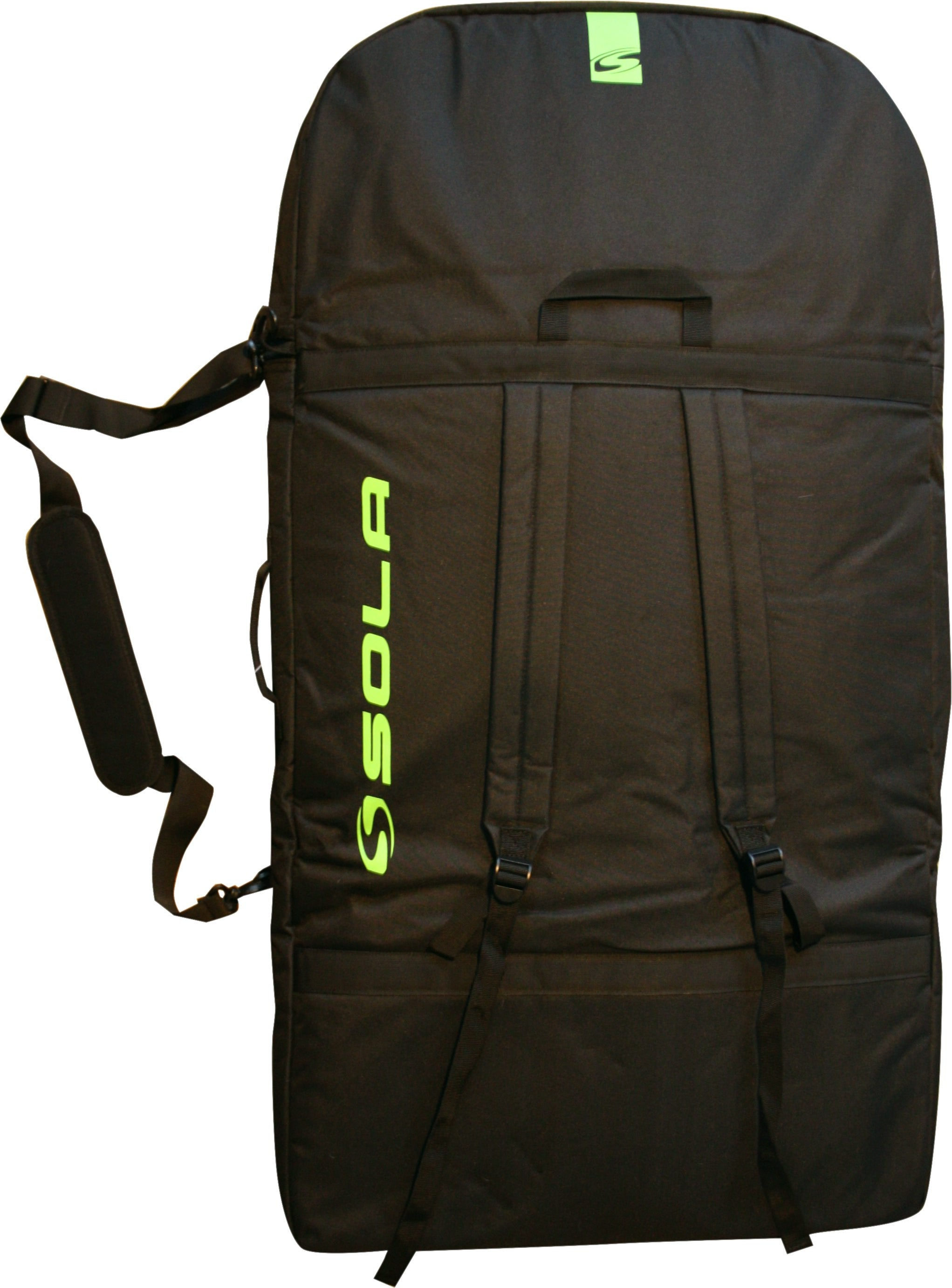 8b94568cafb3 Sola Invert Double Padded Bodyboard bag Sola Invert Double Padded Bodyboard  bag