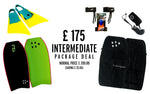 Intermediate Bodyboard Package