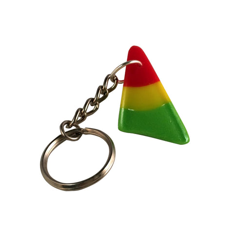 Deep Light bodyboard Swim Fin Keyrings