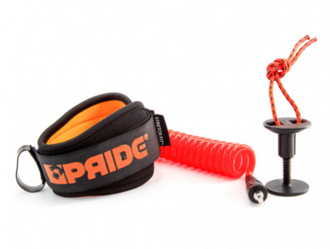 Pride Costes Bicep Leash Orange