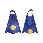 MS Vipers Bodyboard Fins Blue / Yellow