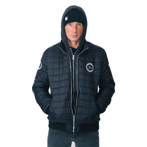 Bodyboard-Depot Jacket with Detachable Hood