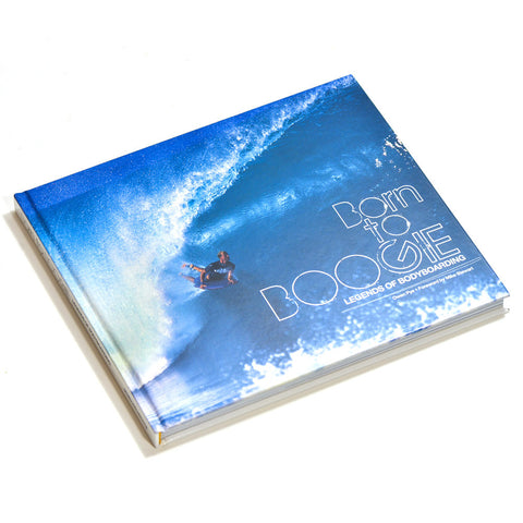 "Bodyboarding Book ""Born To Boogie"""