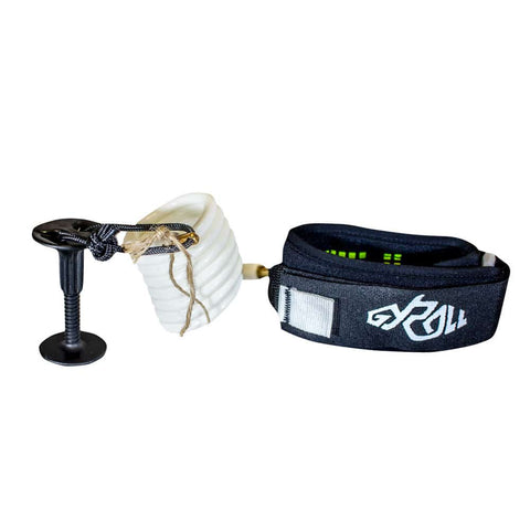 Gyroll Pro Bicep Leash White