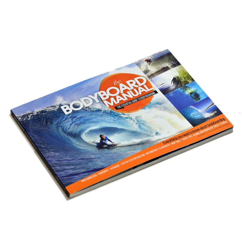 The Bodyboard Manual Book