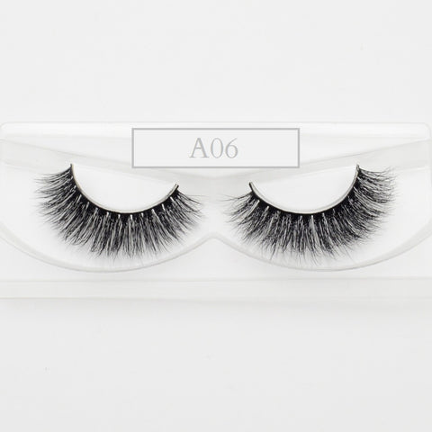 MINK Lashes - A06