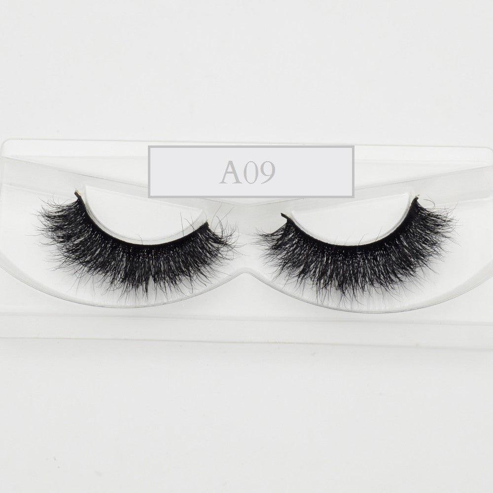 MINK Lashes - A09