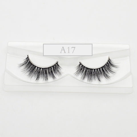 MINK Lashes - A17