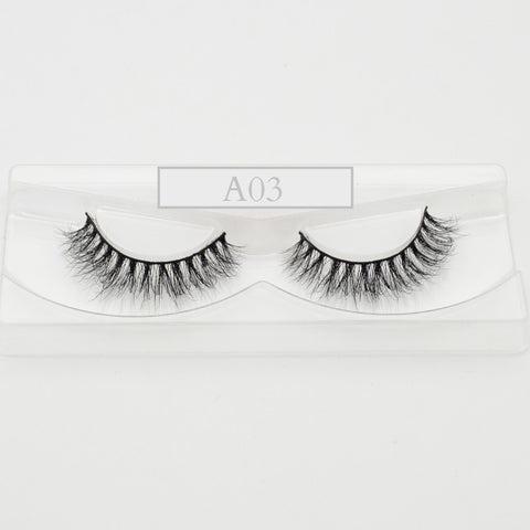 MINK Lashes - A03