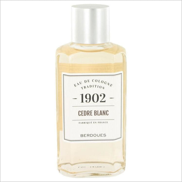 1902 Cedre Blanc by Berdoues Eau De Cologne Spray (unboxed) 4.2 oz for Women - PERFUME